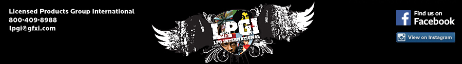 LPGI Licensed Music Posters, Music Wall Tapestries, Wall Hangings and Banners